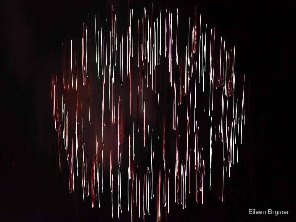 Unusual Fireworks by Eileen Brymer