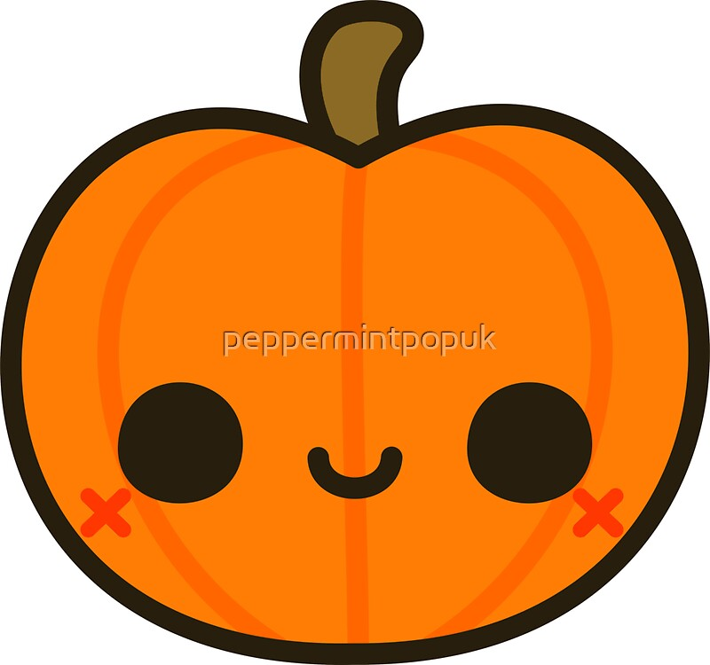 Cute jack o lantern by peppermintpopuk