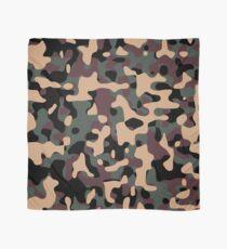 Woodland Camouflage Scarf