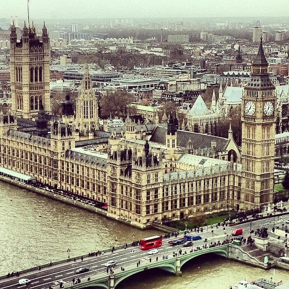 Parliament by Kokid