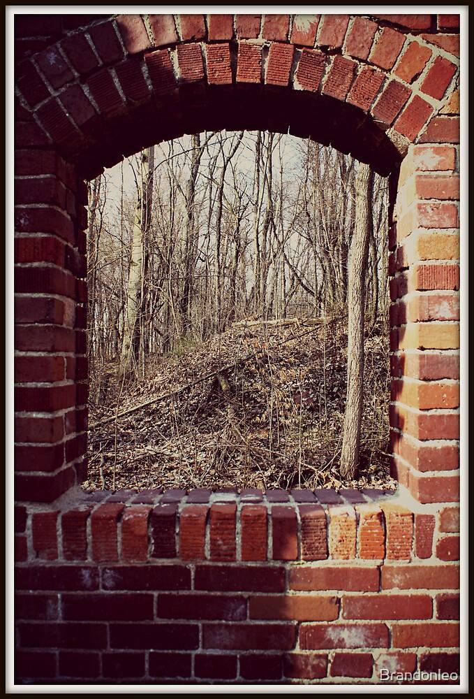 Brick Arch  by Brandonleo