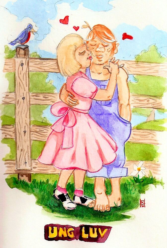 Young Love by BobHenry