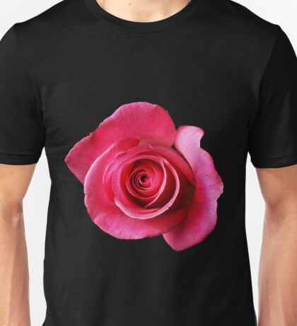 Astounding Blossom ~ Pink Rose T-Shirt