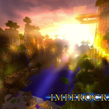 ImperoCraft Poster 1 by iSander