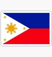 Philippine Flag Sticker