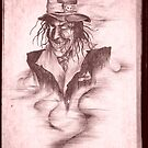 The Mad Hatter by Anthony McCracken