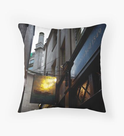untitled #101 Throw Pillow