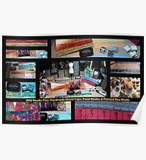 2012 Studio Play: Handmade Washi Tape & Panel Books Poster