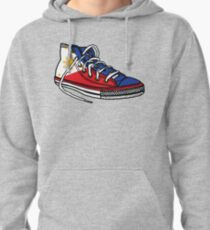 Pinoy Shoe Pullover Hoodie
