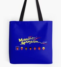 Maniac Mansion Tote Bag