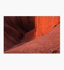 Uluru Australia Photographic Print
