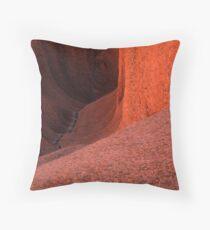 Uluru Australia Throw Pillow