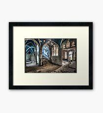 Chateau Miranda Framed Print