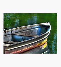 Oar, oar, oar your boat Photographic Print
