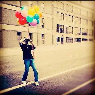 The Urban Ballooner by PeaceInPortland