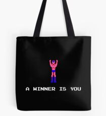 A Winner Is You Tote Bag