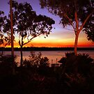 The wonders of Arnhem Land - a tropical sunset by georgieboy98