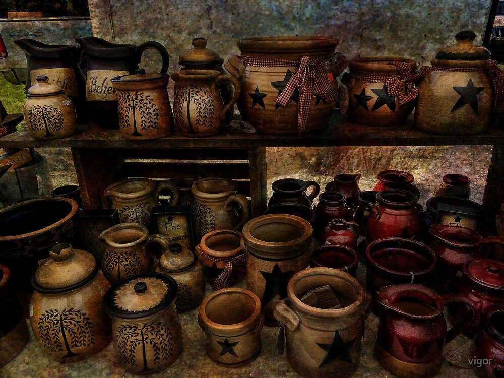Here a pot, there a pot by vigor