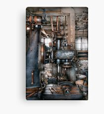 Machinist - My really cool job Canvas Print