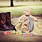 Daddy's Boots by lisamgerken