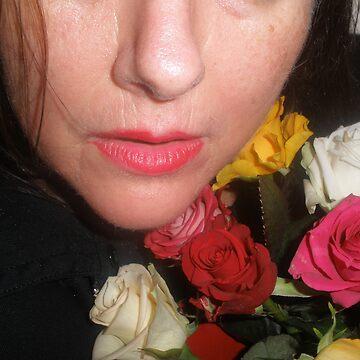 Me & Roses by AntheaSlade
