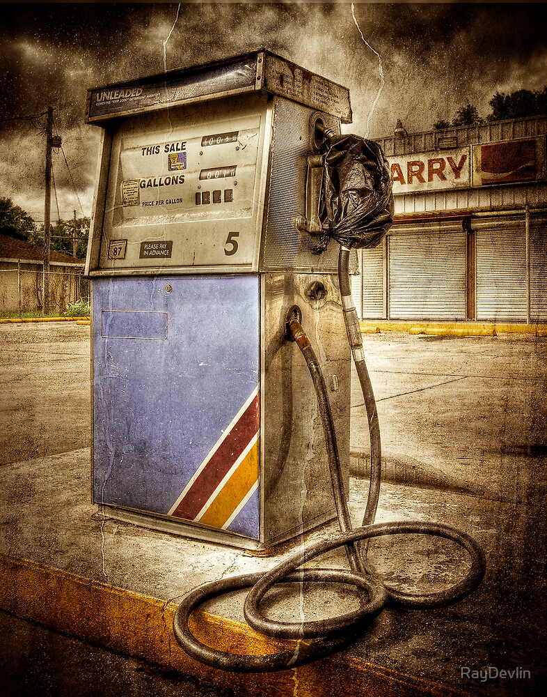Out of Gas by RayDevlin