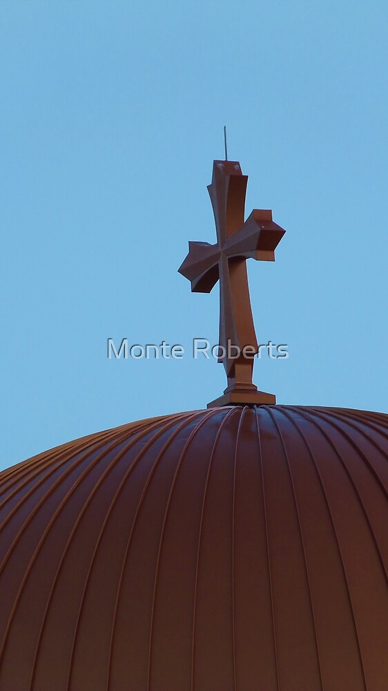Cross My Heart by Monte Roberts