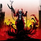 Spawn - Let it Burn (NOT FOR SALE) by Simon Sherry