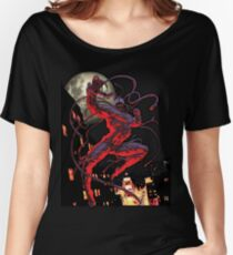 Carnage (black background) Women's Relaxed Fit T-Shirt
