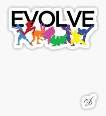 Evolve (MMA) 2 Sticker