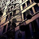Sydney City installation by bouche
