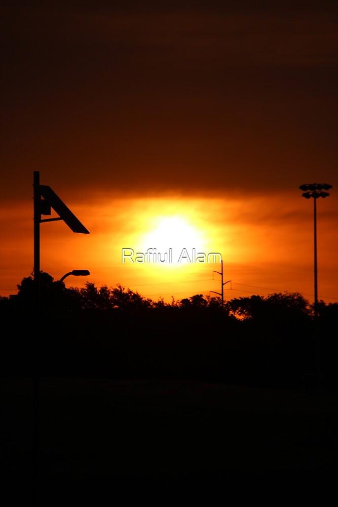 Sunrise at Richland by Rafiul Alam