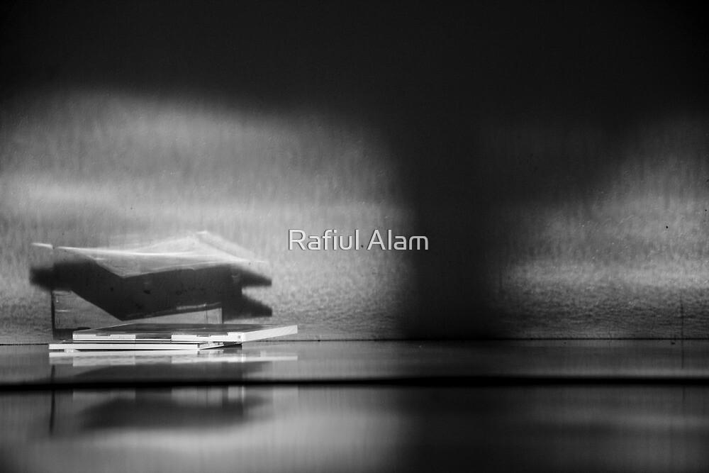 Left Disks by Rafiul Alam