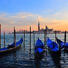 Sunset in Venice  by natureloving