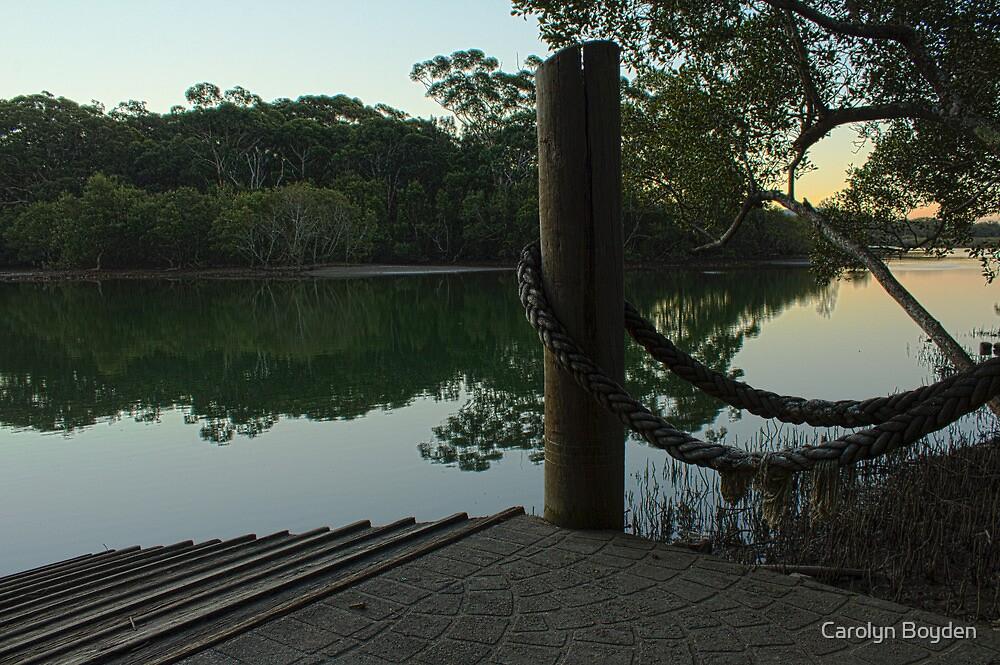 Coffs Creek by Carolyn Boyden