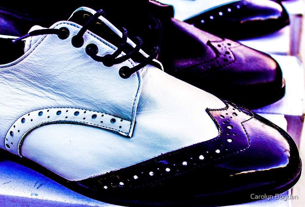 Dancing Shoes by Carolyn Boyden