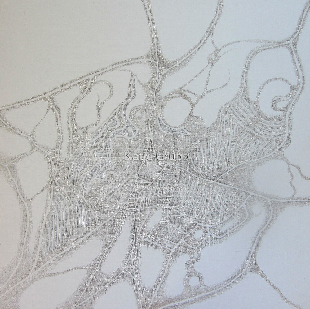 "Organic Maps - ""Juliasdale"" by kate conway"