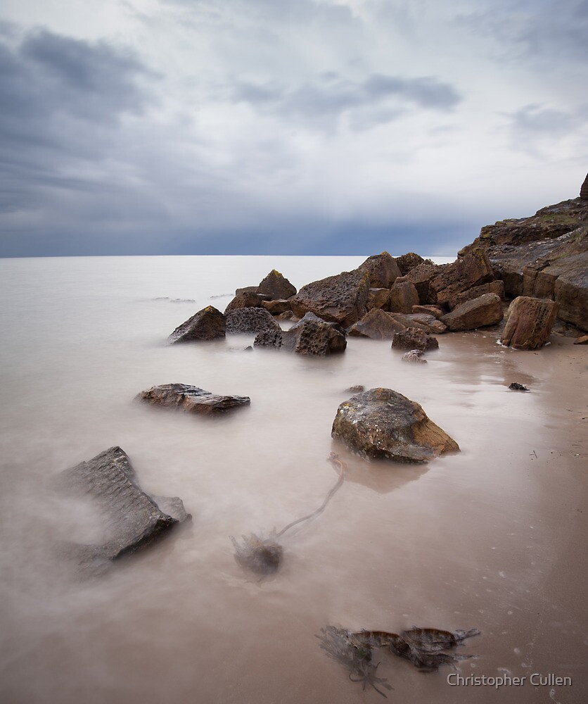 Gullane Bents by Christopher Cullen