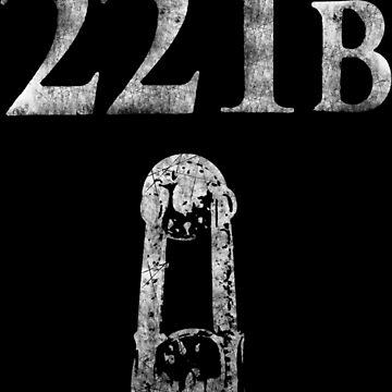221 B Baker Street by consultingcat