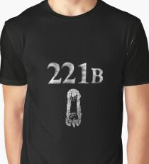 221 B Baker Street Graphic T-Shirt