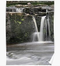 Aysgarth - V Falls 2 of 3 Poster