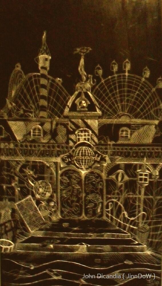 Carnival of Lost Souls  by John Dicandia ( JinnDoW )