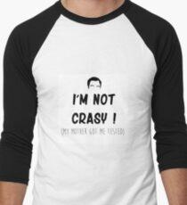 Sheldon Baseballshirt mit 3/4-Arm