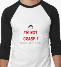 Sheldon Baseballshirt für Männer