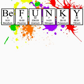 Be F U N K Y by zoliio