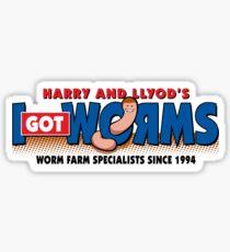 Harry & Lloyd's Sticker