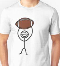 Football fan Unisex T-Shirt