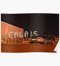 Calais Poster
