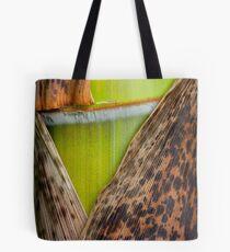 half-naked green Tote Bag