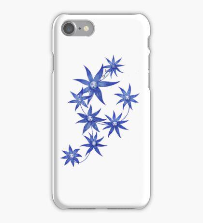 Starflowerfaces iPhone Case/Skin